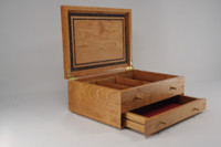 Watch Box by  Jim Sawada, Toronto, Canada